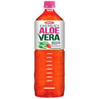 Okf Farmer's, Aloe Vera Strawberry Drink Sugar Free (1,5 L)