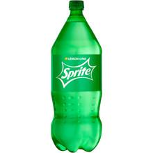 The Coca-Cola Company, Sprite Lemon Lime Soda Soft Drink (2 L)