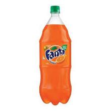 The Coca-Cola Company, Fanta Orange Soda Drink (2 L)