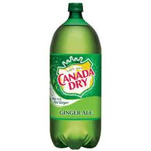 Canada Dry Ginger Ele Soda Drink (2 L)