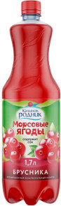 Калинов Родник, Lingonberry Fruit Drink with Juice (1,7 L)