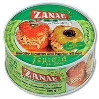 Zanae, Tomato and Pepper Stuffed with Rice (280g)