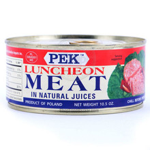 Pek, Luncheon Meat in Natural Juices (300g)