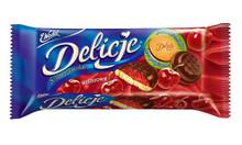 Delicje with Cherry