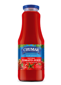 Chumak, Natural Tomato Juice (1 L)