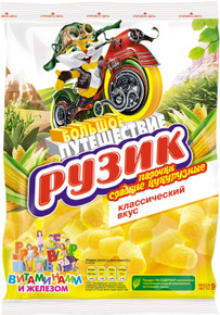Рузик, Corn sticks Classic (90g)