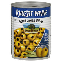 Kvuzat Yavne, Olives Green Pitted (540g)