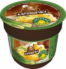 Картошечка, Mashed potatoes with Green onions (41g)