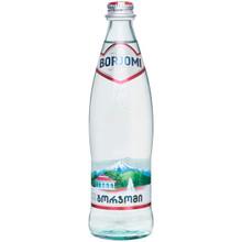 "Mineral Water Borjomi Glass Bottles ""5 Bottles"""