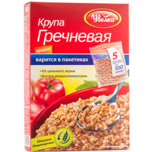 Uvelka, Buckwheat in cooking bags (500g)