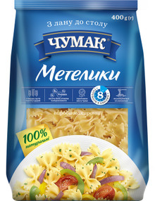 Chumak, Pasta Farfalle (400g)