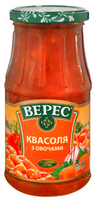 Veres Beans with Vegetables (500g)