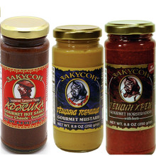 Assorted Sauces