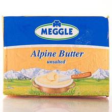 Meggle, German Alpine Butter Unsalted (250g)