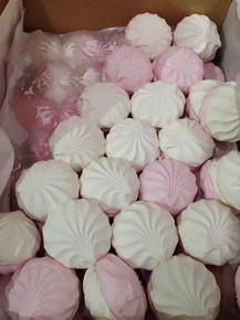 Loose Zefir Pink-White