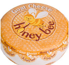 Goats Milk Cheese with Honey