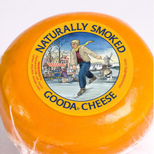 Natural Smoked Gouda Cheese