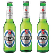 Beck's Non-Alcoholic German Beer (3 bottles)