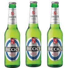 Beck's Non-Alcoholic German Beer (3 bottles)
