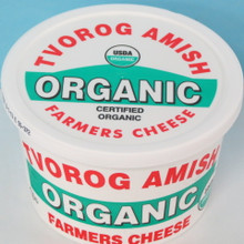 Amish Organic Farmer Cheese Home Made