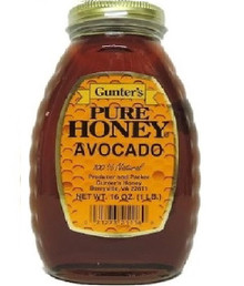 Gunter's  Avocado Honey
