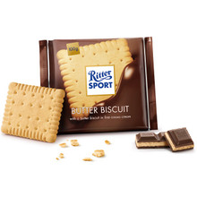 Biscuits. Ritter  Sport Butter