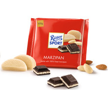 RITTER SPORT Marzipan and Chocolate
