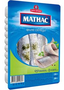Matjes Herring with Herbs