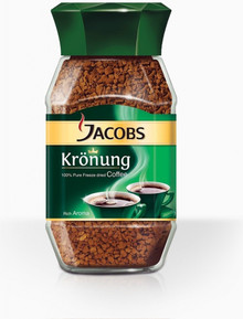 Jacobs Kronung Instant Coffee (200g)
