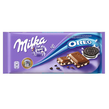 Milka Milk Chocolate Oreo