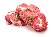 Beef Top Blade Steaks 1 LB