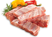 Lamb Ribs 1 LB