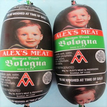 Bolonga German Brand by Alex`s Meat