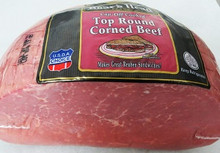 Top Round Corned Beef by Boar`s Head 1 LB