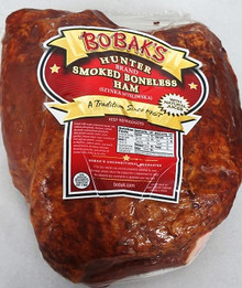 Smoked Boneless Ham by Bobak`s
