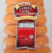Pork Frankfurters Jumbo by Bobak`s