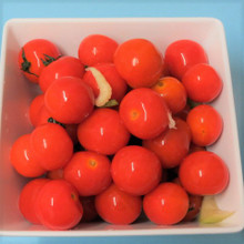 Pickled Cherry Tomatoes 0.5 LB