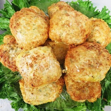 Chicken Kotleti Brizoli  LB 5.99 (approx. 0.35 LBs each)