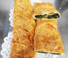 Spinach Roll 1 LB