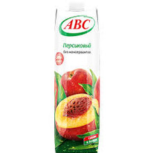 ABC Juice 100 % Peach 1 L