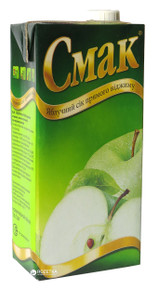 Cмак, Ukraine Apple Juice 1 L