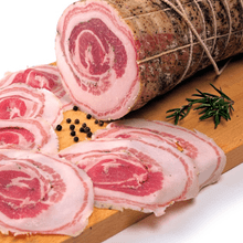 Rolled Bacon Pancetta 1 LB