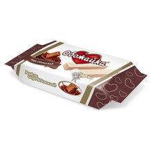 Wafers with Chocolate Oбожайка, Russia