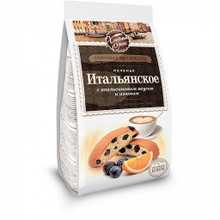"Italian Butter Biscuits with Orange flavor and Raisins by ""Хлебный спас"""