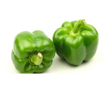Peppers Green  1 LB