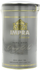 Impra, Earl Grey Black Tea with Bergamot (250g)