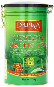 Impra, Ceylon Green Tea (250g)
