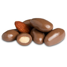 Chocolate Covered Almonds 1 LB