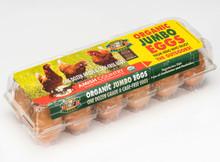 Organic Jumbo Eggs  Cage Free by Sauder's Eggs
