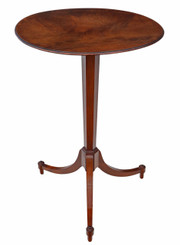 Georgian mahogany wine table